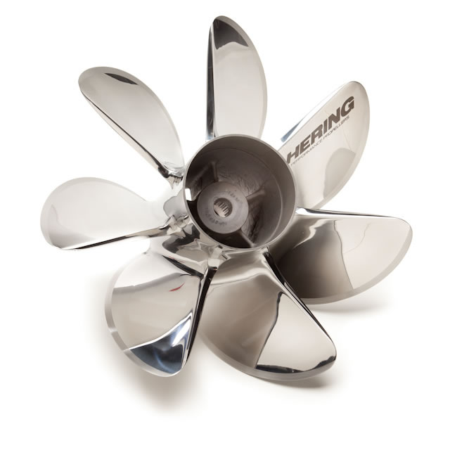 Hering introduces 7-blade Propellers