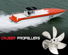 Yacht / Express Cruiser Propellers